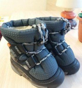Обувь Демары зима