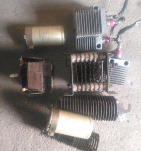 конденсаторы высоковольтные и диоды