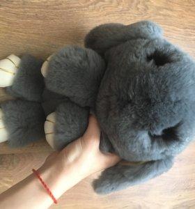 Сумка-рюкзак заяц