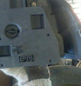 Задний левый стопак bmw5