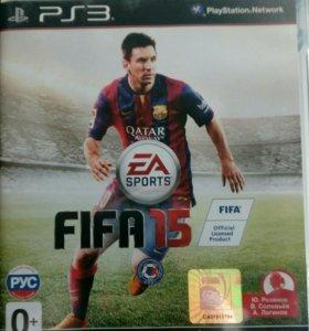 Fifa 2015 для PS3
