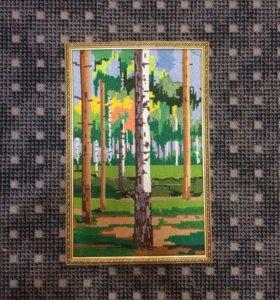 Картины вышивка крестиком