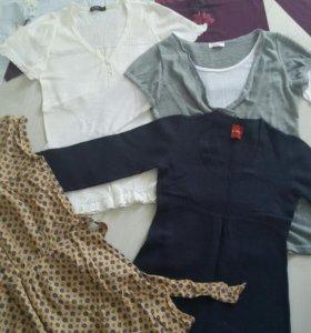 Женская одежда пакетом, 6 вещей