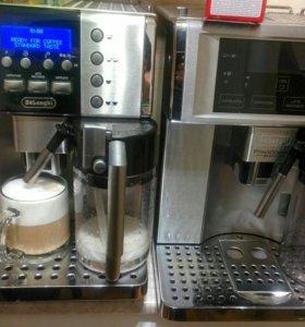 2 Кофемашины delonghi 6600 и 6700 esam