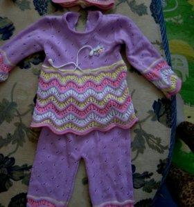 костюмчик 1-2.5годика