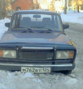 ВАЗ (Lada) 2107, 2005