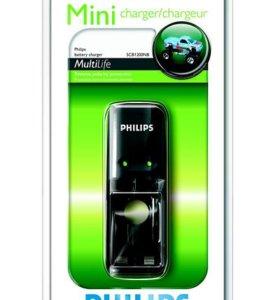 Philips SCB1200NB Зарядное устройство для акк. бат