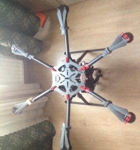 Гексакоптер DJI s900, готовый комплект для полетов
