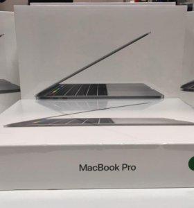 Новые топовые MacBook Pro touch bar 2017 года