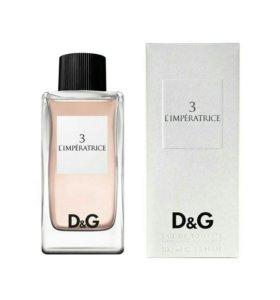 D&G IMPERATRICE в наличии