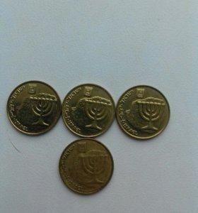 Монеты Израиль