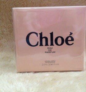 Chloe eau de parfum 75ml.