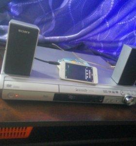 Panasonic Акустическая система - 5.1 AUX, радио