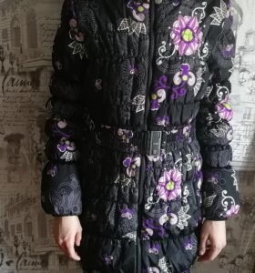 Зимняя куртка для беременных и слингоношения