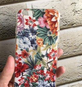 Чехол на iPhone 6/6s новый