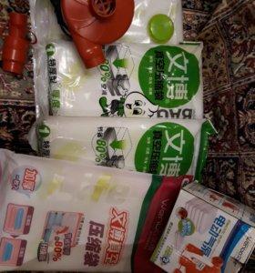 Прибор и пакеты для вакуумной упаковки