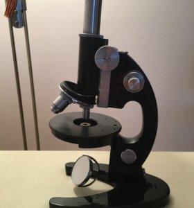 Микроскоп 1939г
