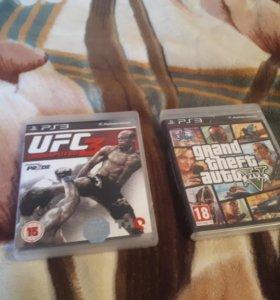 Игровые Диски на Sony PlayStation 3