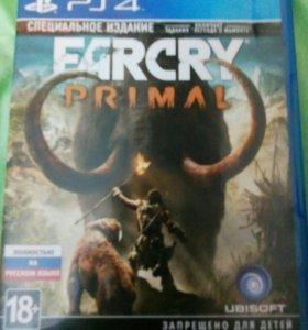 Far cry Praimal для ps4