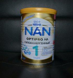 NAN 1 Гипоаллергенный (400г.)