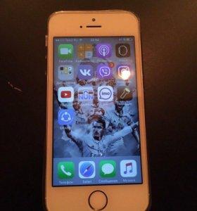 Айфон 5s golden 16G