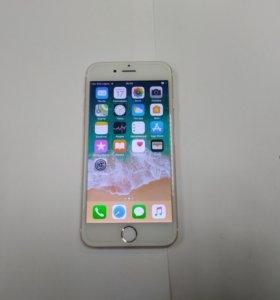Смартфон Apple IPhone 6 - 64 gb Gold