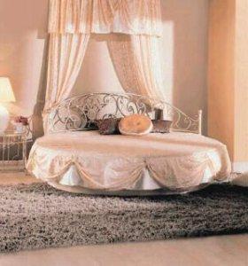Круглая диван-кровать!