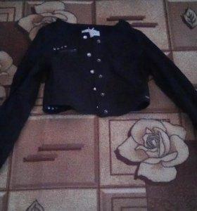 Куртка джинсовая(короткая)