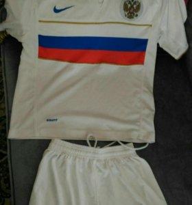 Детская футбольная форма сборной России