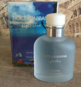 Dolce & Gabbana - Beauty of capri 125 мл