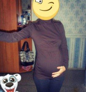 Водолазки для беременных
