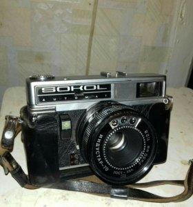 Фотоаппарат Сокол автомат.