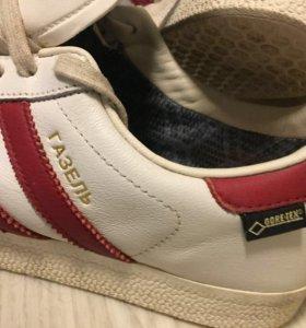 Кеды gazel adidas