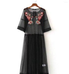 Продаю Платье накидка новое