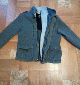 Пальто-пиджак мужской