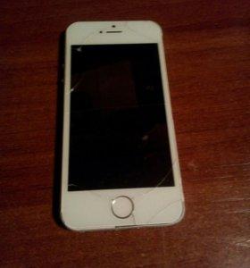 Айфон 5 ( ОБМЕН)