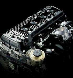 Двигатель 2TR Toyota