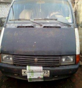 газель3221