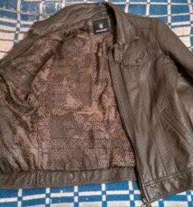Куртка, и кофта