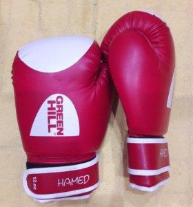 Боксерские перчатки 12 oz.