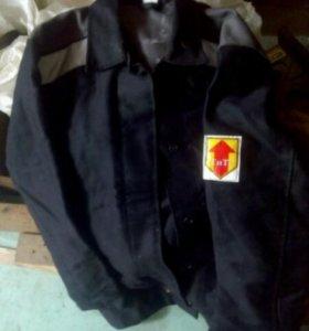 Сварочные куртки, новые