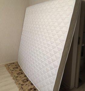 Матрас беспружинный Poin Max, размер 200х180 см
