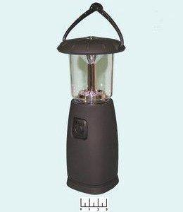 Кемпинговая лампа с 6 светодиодами.