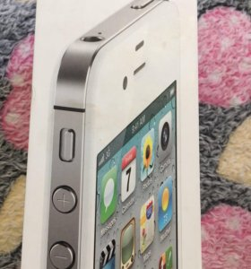 Продам IPhone 4s 32гб