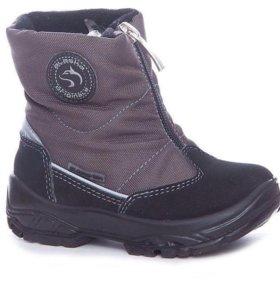 Демисезонные ботинки Alaska