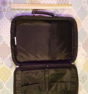 Сумка-портфель для бумаг/ноутбука