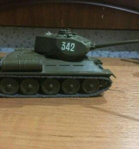 Танк т 34-85