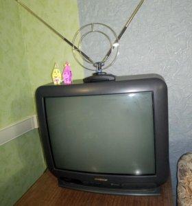 Телевизор Goldstar +подарок