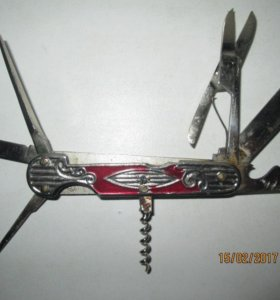 Перочинный ножик СССР