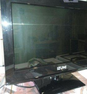 Телевизор led izumi